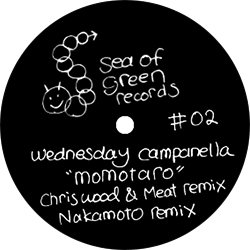 wednesday Campanella - momotaro remixes